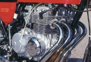 Мотор Honda CB 400