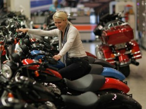 покупатель мотоцикла