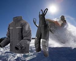 Снегоходный костюм