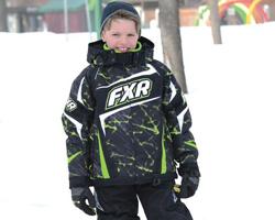 Одежда для снегохода
