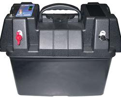 Аккумулятор для снегохода