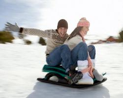 Как выбрать снегокат
