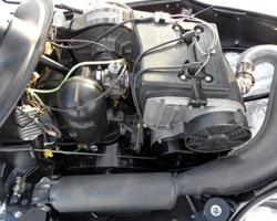 Мотор снегохода «Тайга Варяг 550»