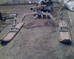 Самодельный лыжный модуль