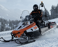 Arctic Cat Bearcat 5000 XT Limited