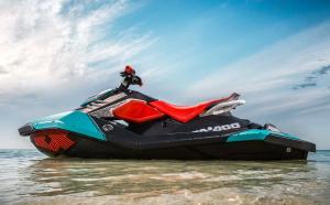 Гидроцикл BRP Sea doo