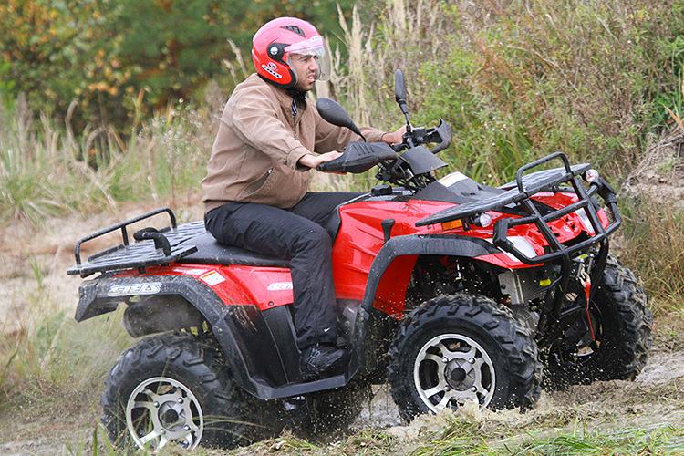квадроцикл стелс, Stels ATV 300 В, технические характеристики