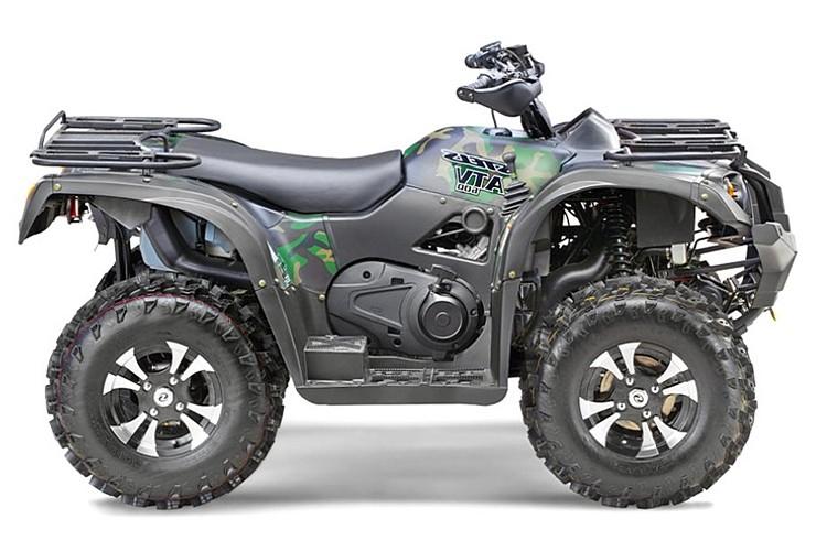 квадроцикл стелс, Stels ATV 600 YS Leopard