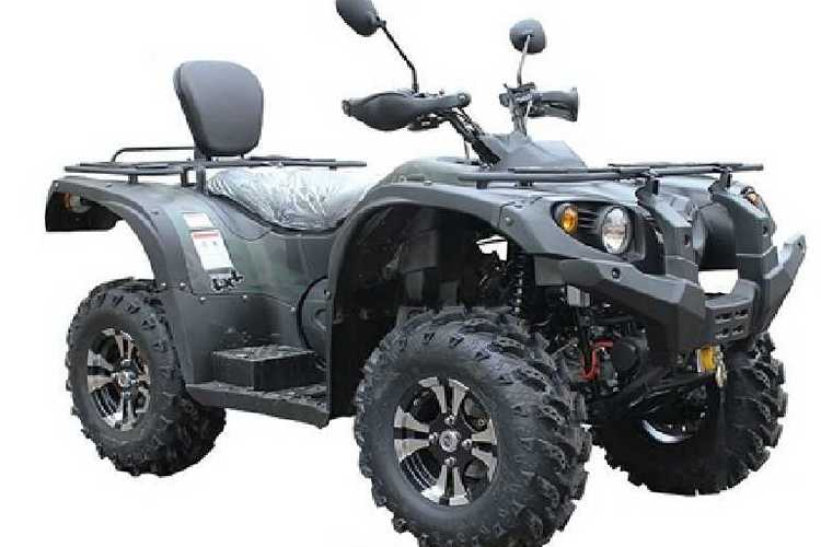 квадроцикл Stels ATV 700 H
