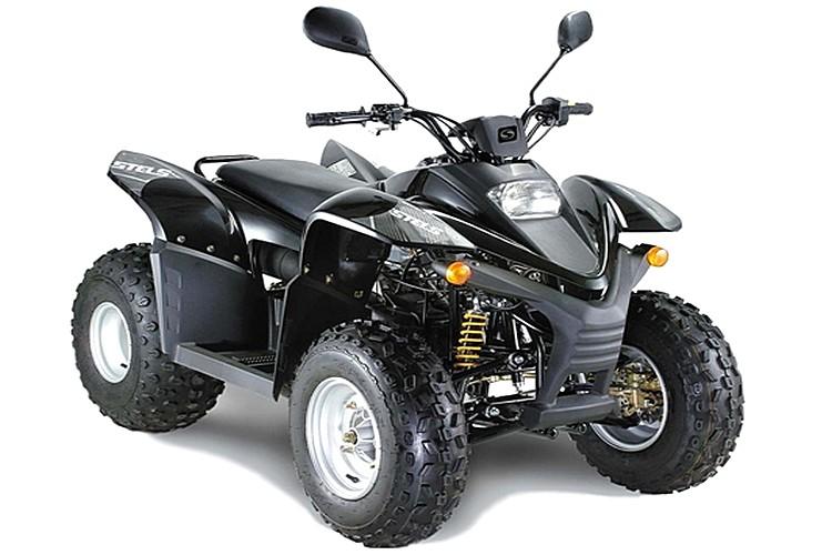 квадроцикл стелс, Stels ATV 100 RS