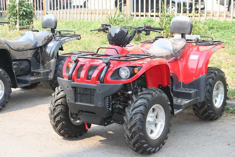 квадроциклы стелс, моделиStels ATV 500 и Stels ATV 500 YS Leopard