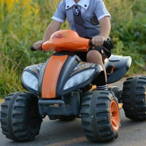 Детский квадроцикл: Joy Automatic с аккумулятором Powerful 4*4 Sport 500 CC