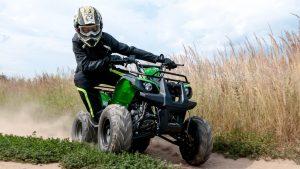 Детский квадроцикл: Irbis ATV70U 70cc 4т