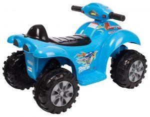 Детский квадроцикл: Kreiss CH910