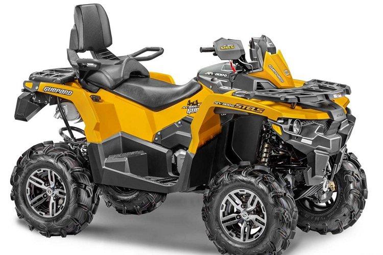 квадроцикл стелс, Stels ATV 850 Guepard Trophy Pro