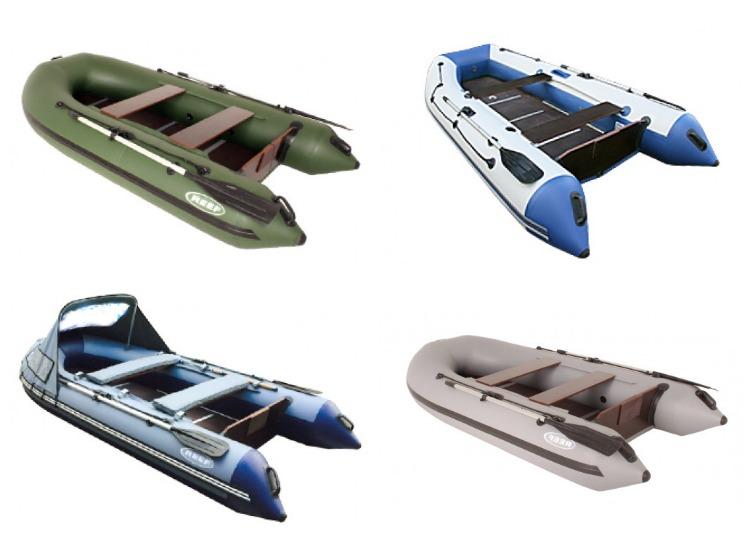 Лодки риф с жестким дном