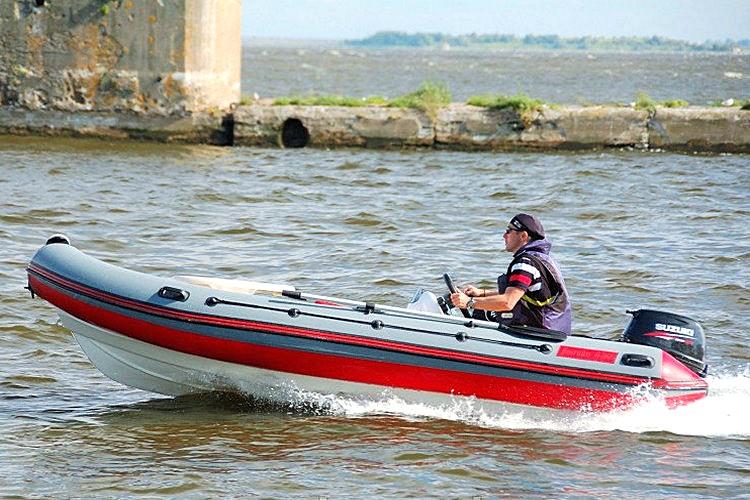 лодка RIB FOTIS 430