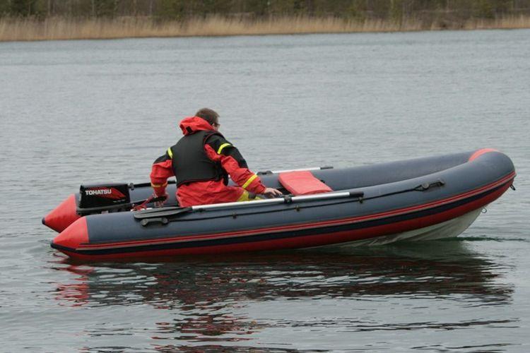 лодка риб Велес (Stel) R-375 Elen