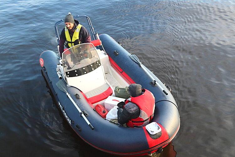 лодка RIB FORTIS 450R