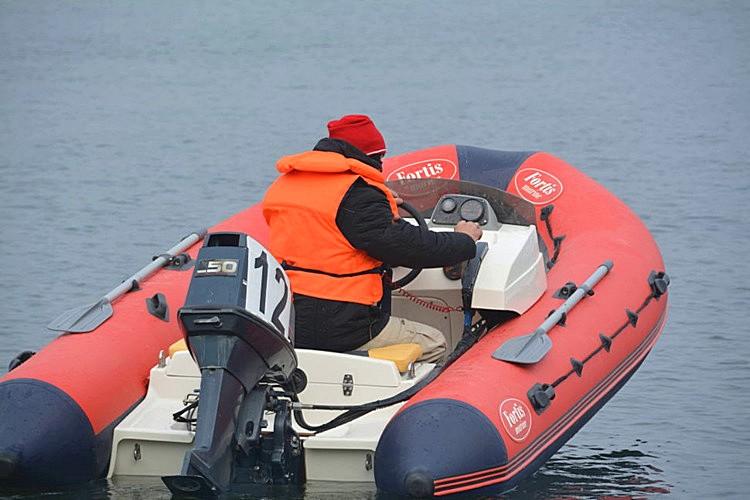 лодка RIB FOTIS 450RV
