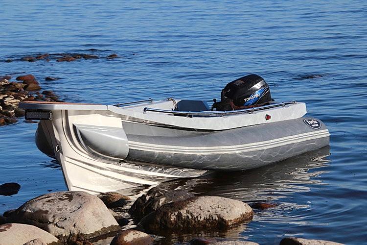 лодка RIB FOTIS 460Z