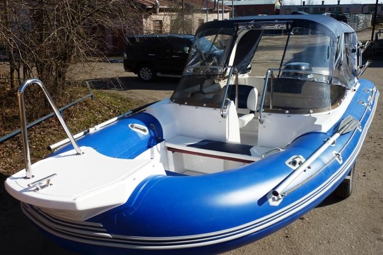 лодка риб Skyboat SB 520RT