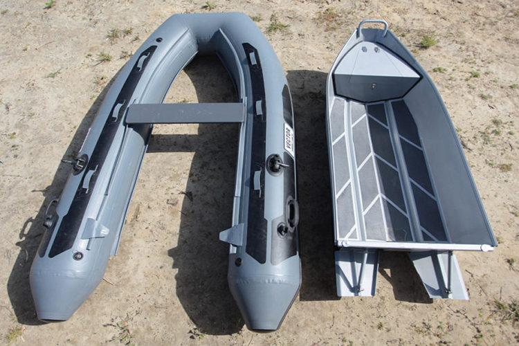 конструкция лодок риб