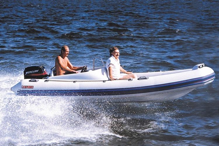 лодка риб Кондор CR-480