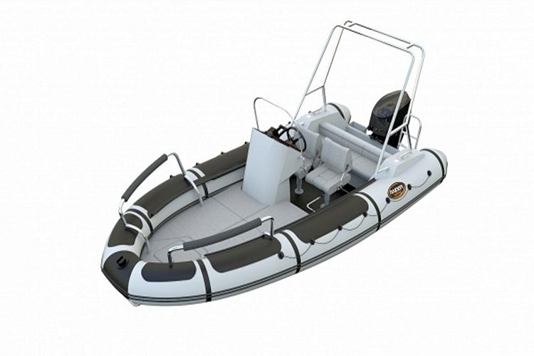 лодка риб Raider Marine RM-380