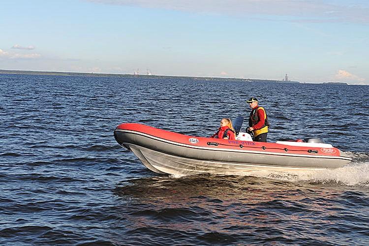 лодка RIB FOTIS 490