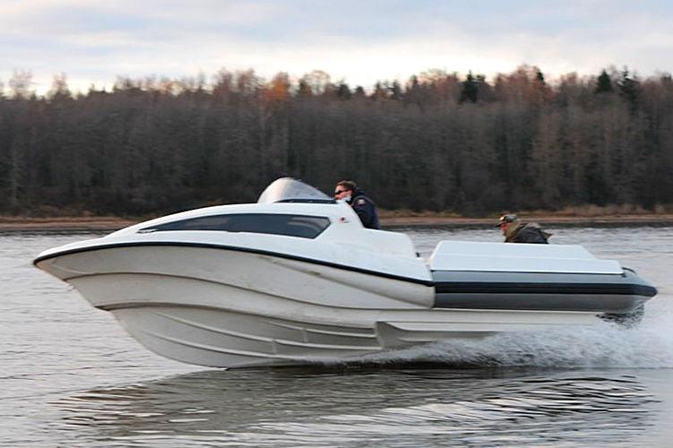 лодка RIB FOTIS 670