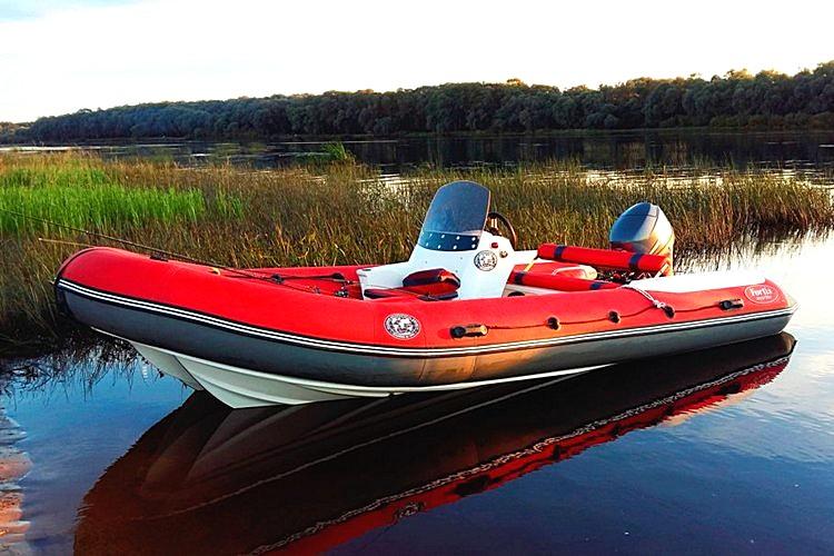 лодка RIB FORTIS 450AL