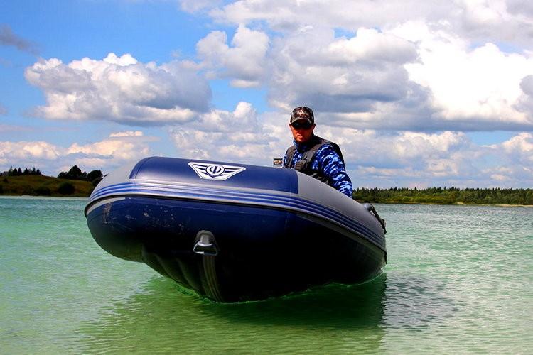 пвх лодки с надувным дном низкого давления